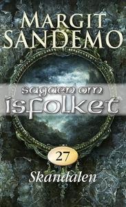 Skandalen (ebok) av Margit Sandemo