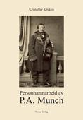 Personnamnarbeid av P.A. Munch