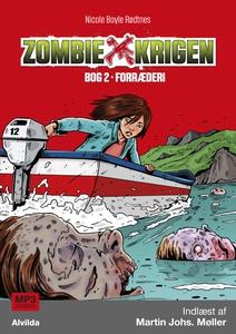 Zombie-krigen 2: Forræderi (lydbog) a