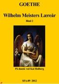 Wilhelm Meisters Læreår bind 2