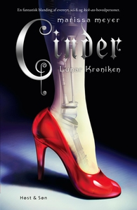 Cinder. Lunar Krøniken 1 (e-bog) af M