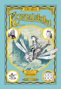 Krystalskibet (e-bog) af Benni Bødker