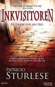 Inkvisitoren (e-bog) af Patricio Stur