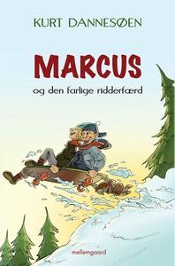 MARCUS OG DEN FARLIGE RIDDERFÆRD (e-b