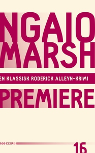 Premiere (e-bog) af Ngaio Marsh