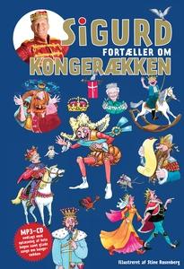 Sigurd fortæller om kongerækken (e-bo