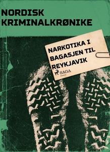 Narkotika i bagasjen til Reykjavik (ebok) av