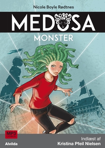 Medusa 1: Monster (lydbog) af Nicole
