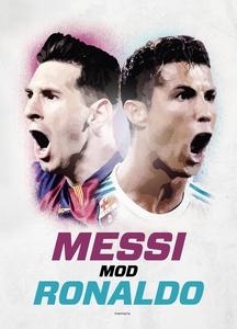 Messi mod Ronaldo (e-bog) af Michael