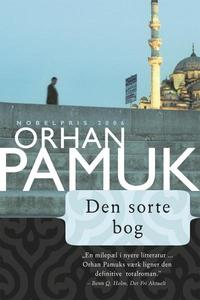 Den sorte bog (lydbog) af Orhan Pamuk