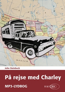 På rejse med Charley (lydbog) af John