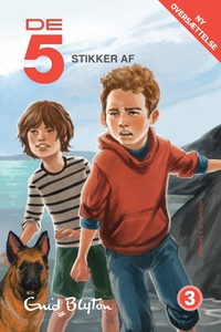 De 5 stikker af (e-bog) af Enid Blyton, Lisbeth Valentin Madsen