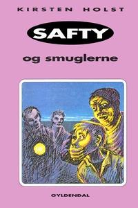 Safty og smuglerne (e-bog) af Kirsten
