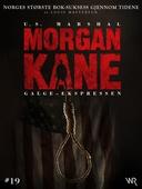 Morgan Kane 19: Galge-Ekspressen