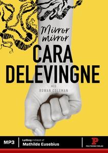 Mirror mirror (lydbog) af Cara Delevi