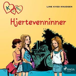 K for Klara 1 - Hjertevenninner (lydbok) av L
