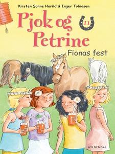 Pjok og Petrine 11 - Fionas fest (e-b