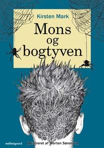 Mons og bogtyven (e-bog) af Kirsten M