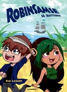 RobinSamse på Skatteøen (lydbog) af K