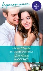 En smittende energi / Magisk natt (ebok) av A