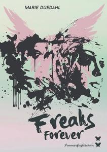 Freaks Forever (e-bog) af Marie Dueda