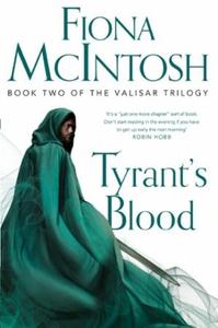 Tyrant's Blood (ebok) av Fiona McIntosh