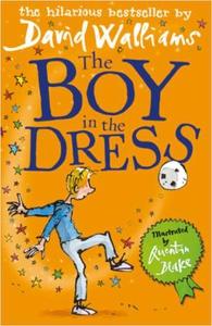 The Boy in the Dress (ebok) av David Walliams