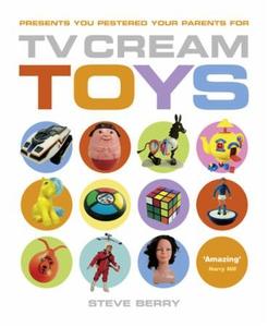 TV Cream Toys Lite (ebok) av Steve Berry