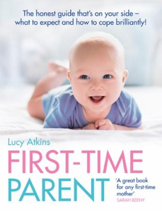 First-Time Parent (ebok) av Lucy Atkins