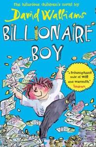 Billionaire boy (ebok) av David Walliams