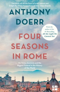 Four Seasons in Rome (ebok) av Anthony Doerr