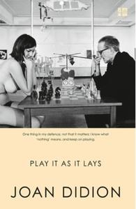Play it as it Lays (ebok) av Joan Didion