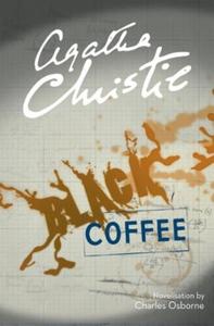 Black Coffee (ebok) av Agatha Christie