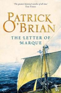 The Letter of Marque (ebok) av Patrick O'Bria