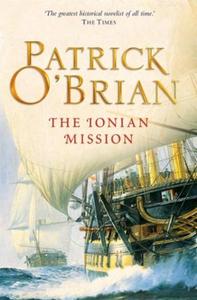 The Ionian Mission (ebok) av Patrick O'Brian