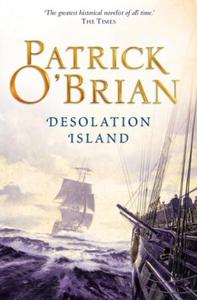 Desolation Island (ebok) av Patrick O'Brian