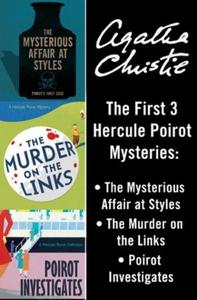 Hercule Poirot 3-Book Collection 1 (ebok) av