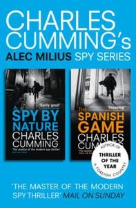 Alec Milius Spy Series Books 1 and 2 (ebok) a
