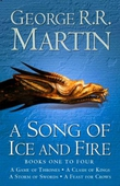 A Game of Thrones: The Story Continues Books 1-4
