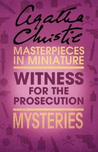 The Witness for the Prosecution (ebok) av Aga