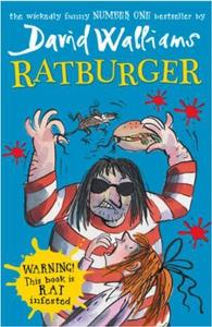Ratburger (ebok) av David Walliams