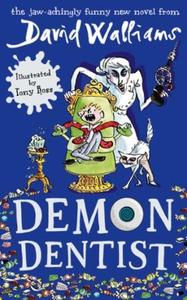 Demon Dentist (ebok) av David Walliams