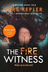 The Fire Witness (ebok) av Lars Kepler