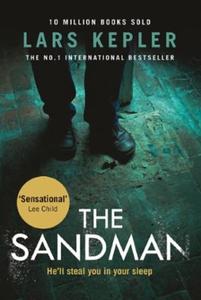 The Sandman (ebok) av Lars Kepler