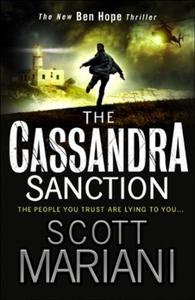 The Cassandra Sanction (ebok) av Scott Marian