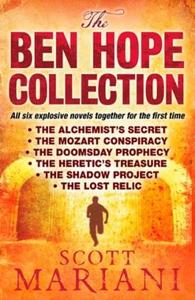 The ben hope collection (ebok) av Scott Maria