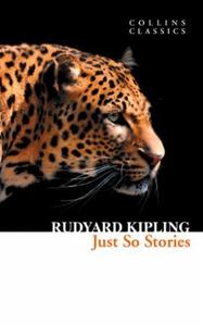Just So Stories (ebok) av Rudyard Kipling