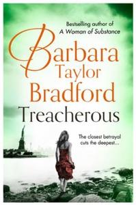 Treacherous (ebok) av Barbara Taylor Bradford
