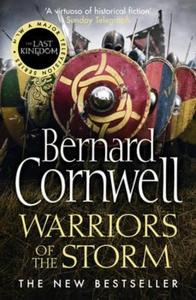 Warriors of the storm (ebok) av Bernard Cornw