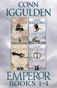 The Emperor Series Books 1-4 (ebok) av Conn I